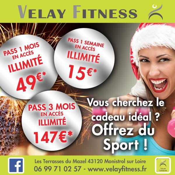 Velay Fitness Noël