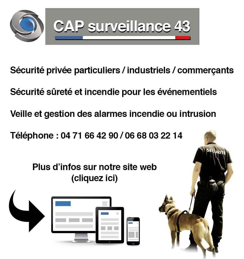 Cap Surveillance 43