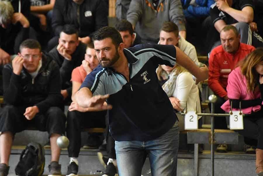 Pétanque : Cyril Testa champion de Haute-Loire en tête à tête
