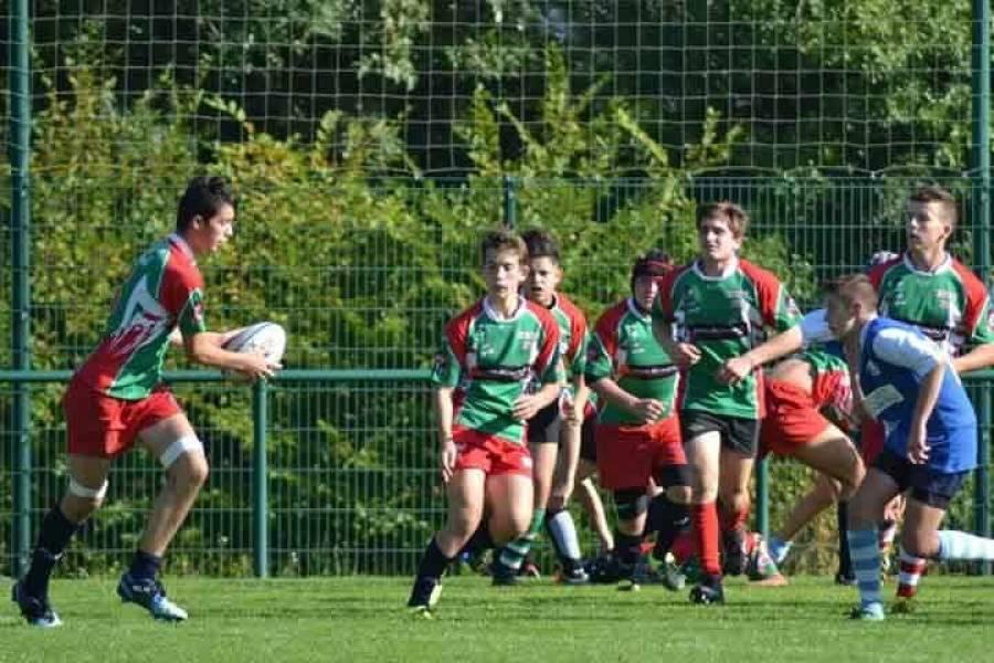 Rugby : les cadets du REVE XV échouent aux portes de la finale