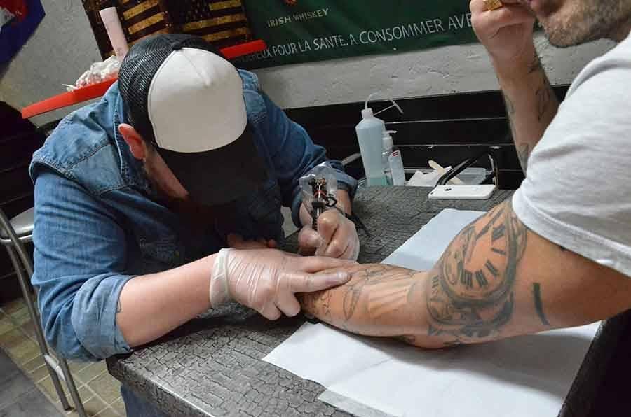 Blavozy : un salon autour du tatouage et des cultures urbaines du 6 au 8 janvier