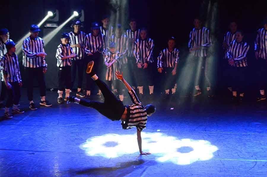 Monistrol : un show à l'américaine pour les danseurs d'In Studio