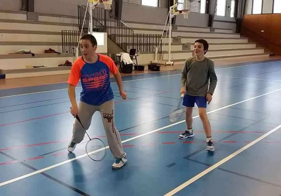 Saint-Agrève : un tournoi de badminton pour les enfants le 1er mars