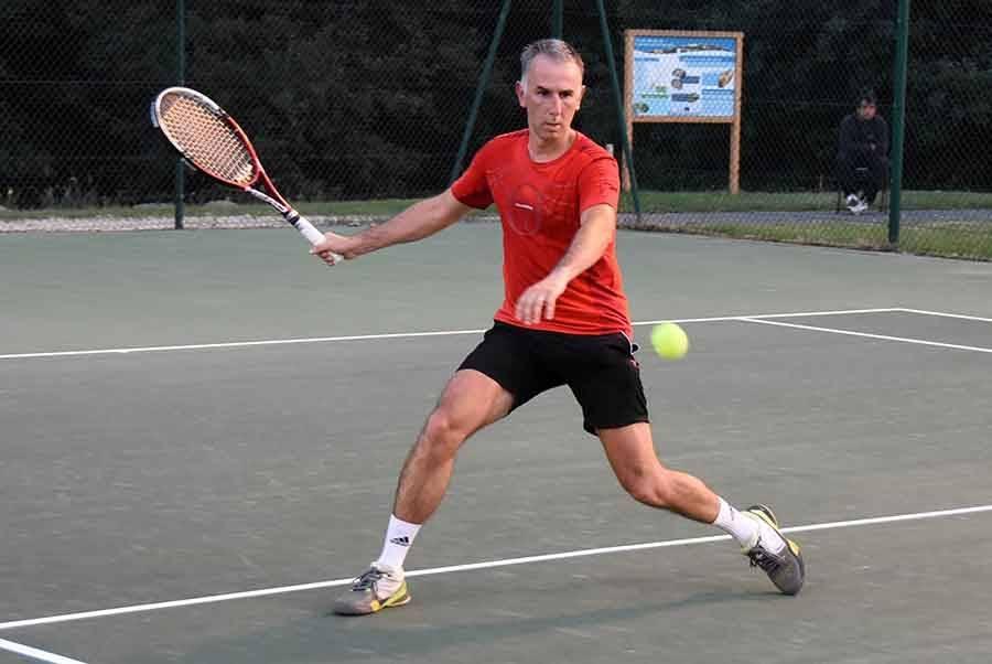 Tence : trois joueurs classés dans le Top 100 français à l'Open de tennis