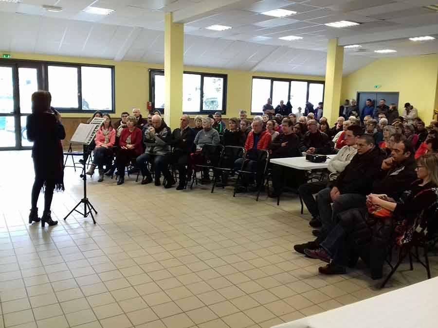 Vorey : écoles et gendarmerie au centre des projets pour 2017