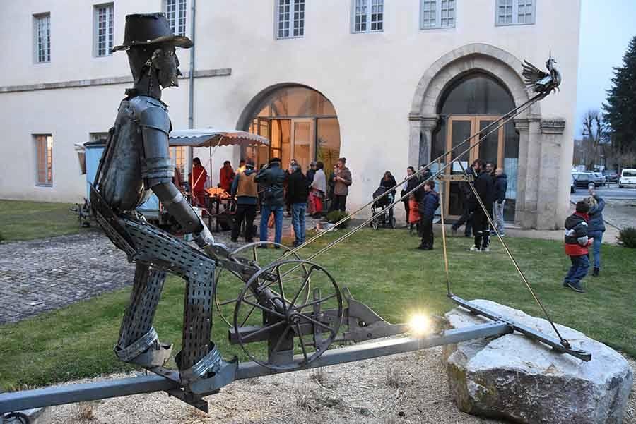 Il vous reste dimanche pour apprécier les métiers d'art à La Séauve-sur-Semène
