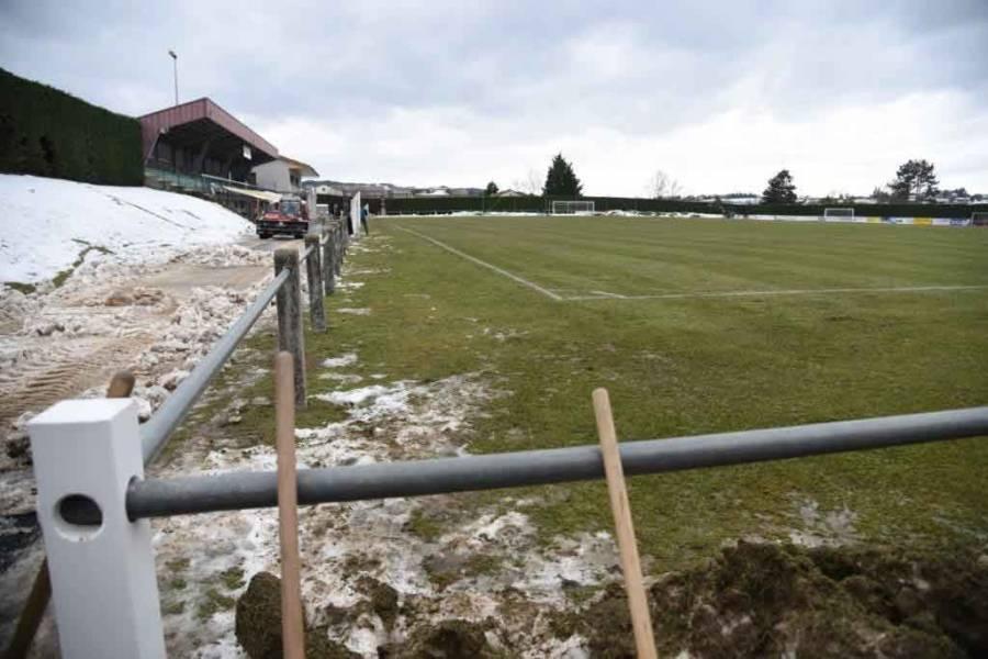 Monistrol-sur-Loire : c'est sûr, le match de Coupe Gambardella se jouera dimanche