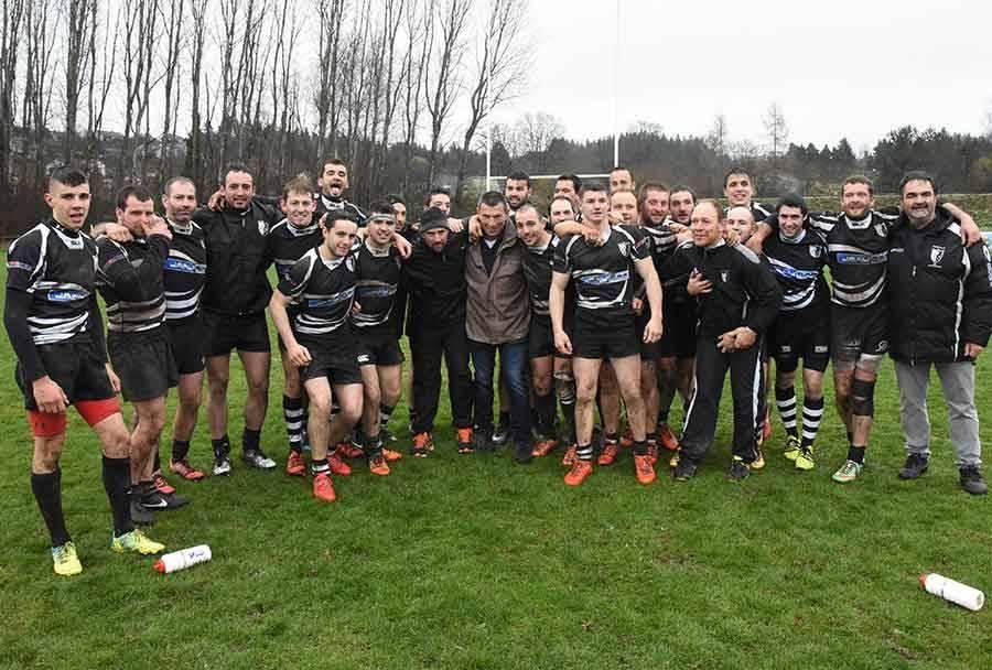 Rugby : Tence, la victoire était presque parfaite (vidéo)