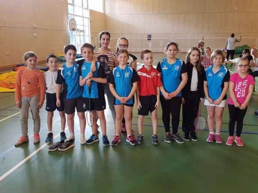 Badminton : 200 joueurs attendus ce week-end à Lavoûte-sur-Loire