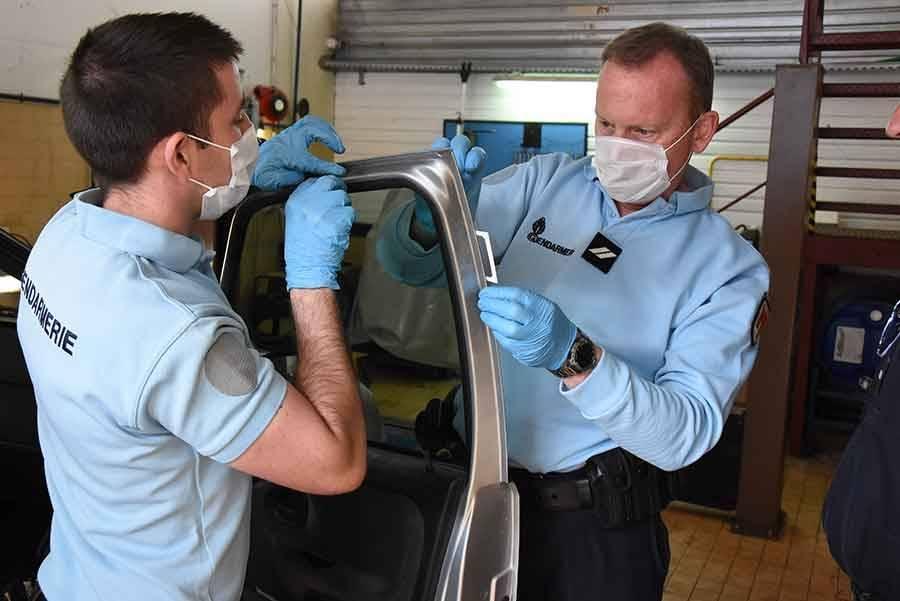 Les gendarmes deviennent des Experts