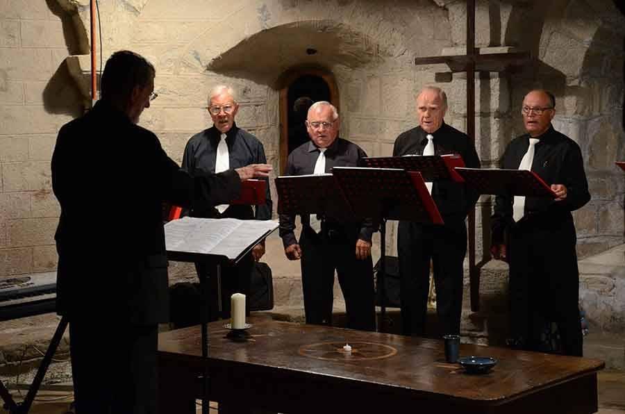 Le Chambon-sur-Lignon : A Chœur Égal se produit à l'église mercredi
