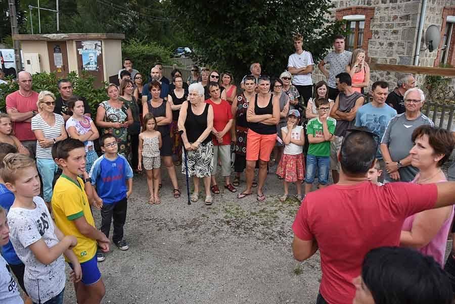 Les opposants à la déviation de Montfaucon-en-Velay restent mobilisés