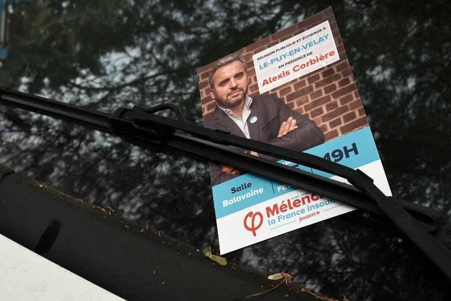 Les militants des candidats à la Présidentielle font leur marché