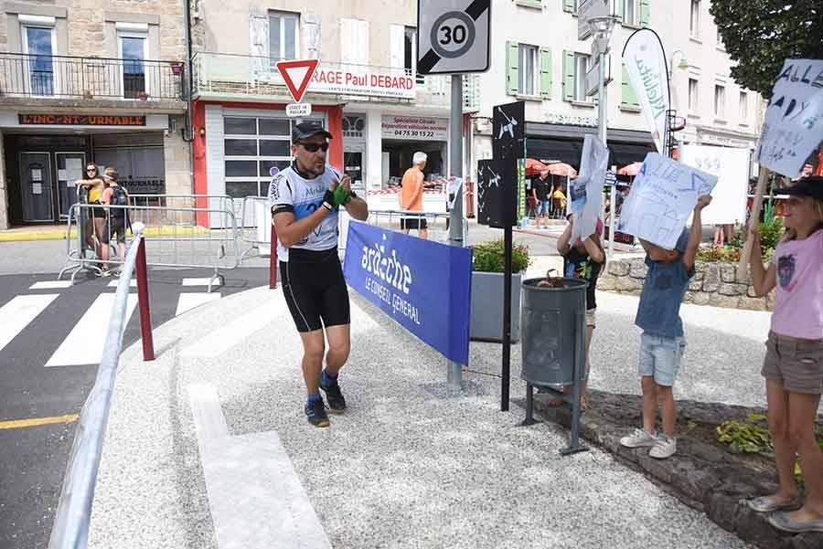 Deux cents participants au vétathlon de Saint-Agrève