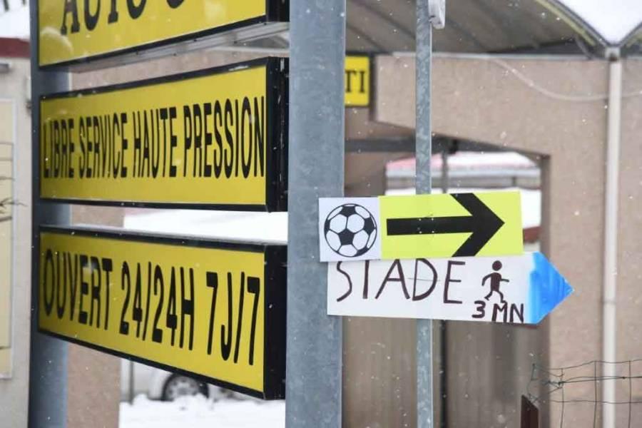 Monistrol-sur-Loire : le match de Coupe Gambardella pourra-t-il se jouer dimanche ?