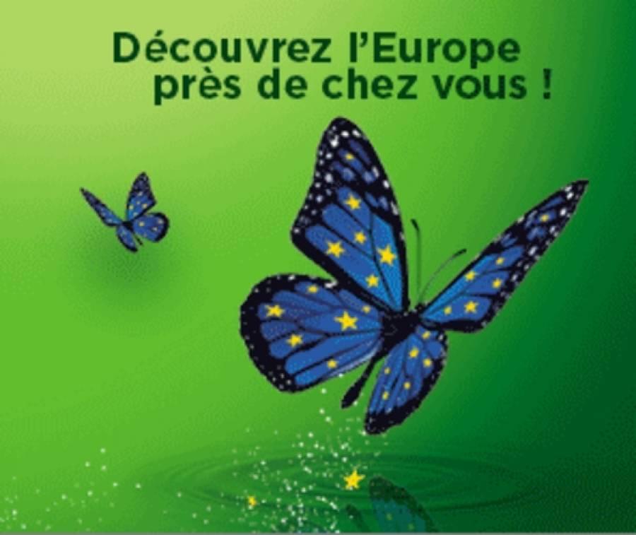 Le Joli mois de l'Europe : expo, film, débats...