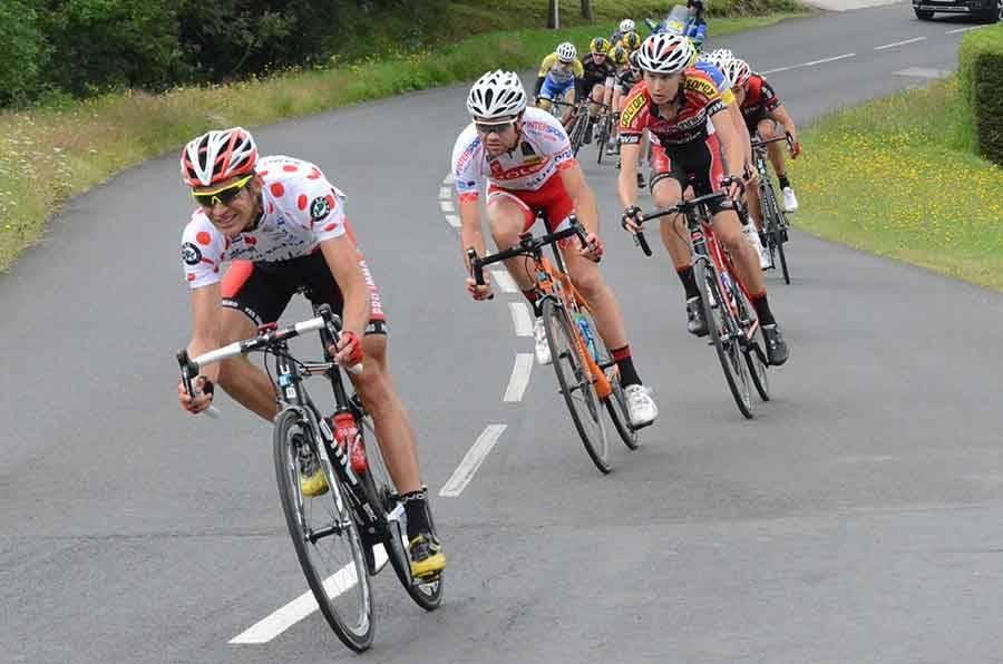 Le Tour d'Auvergne cycliste en images