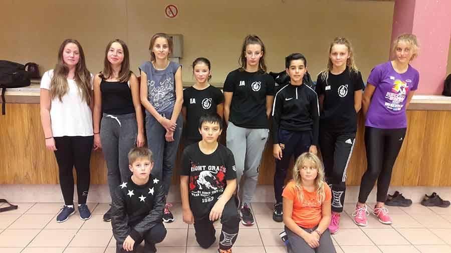 Blavozy : davantage de femmes que d'hommes à la boxe française