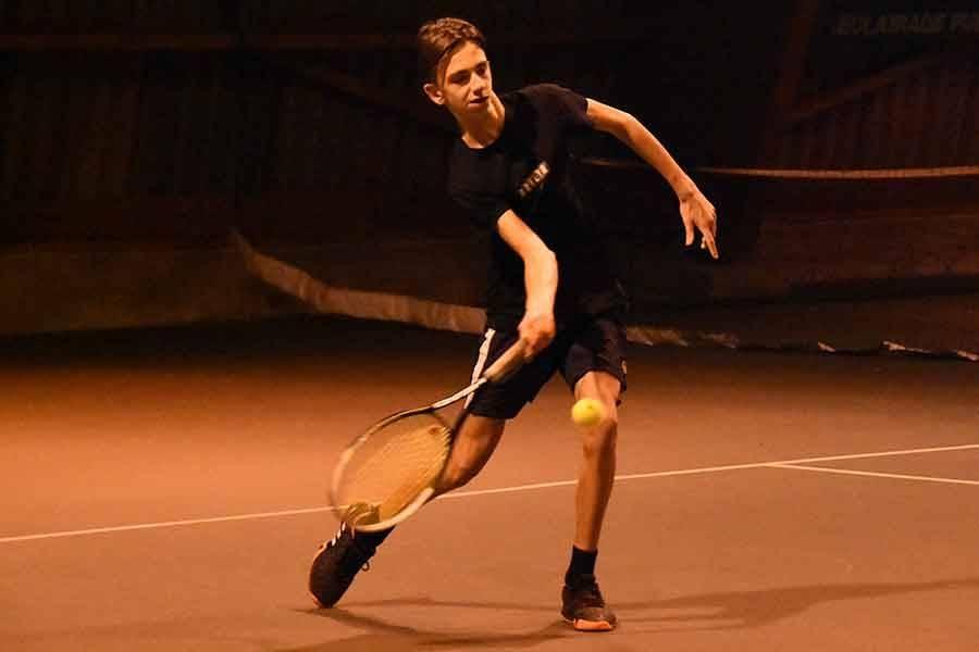Tennis : la dernière ligne droite pour le tournoi de Noël d'Yssingeaux