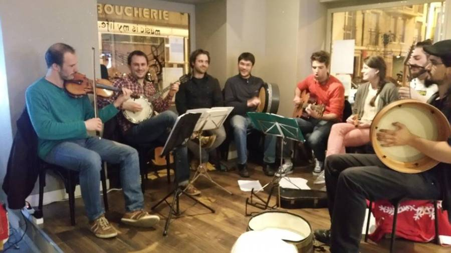 Tence : de la musique irlandaise traditionnelle vendredi au Central Bar