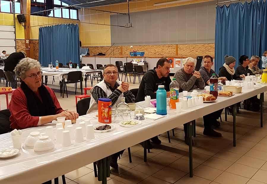 Sainte-Sigolène : 138 donneurs à la collecte de sang