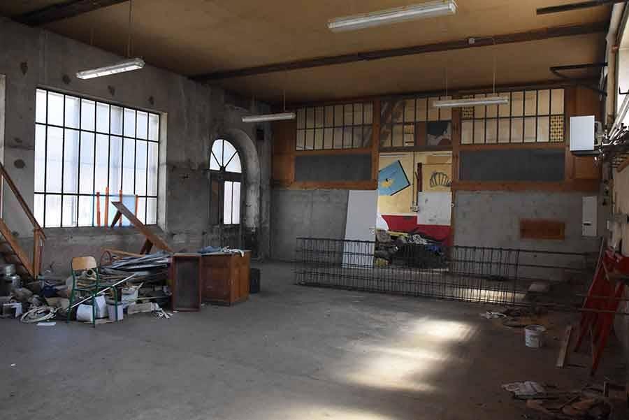 Yssingeaux : l'ancien atelier rasé à l'Ensemble scolaire catholique (vidéo)