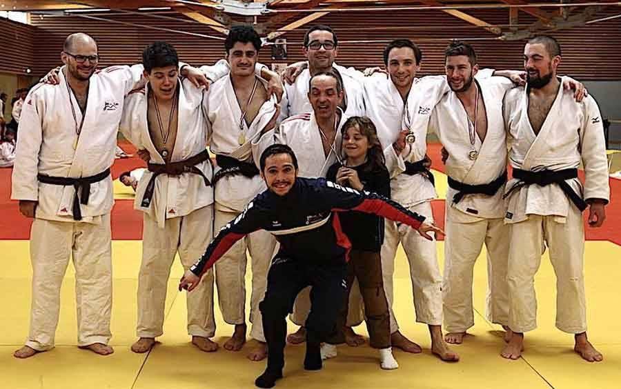 Judo : 5 titres départementaux pour Yssingeaux