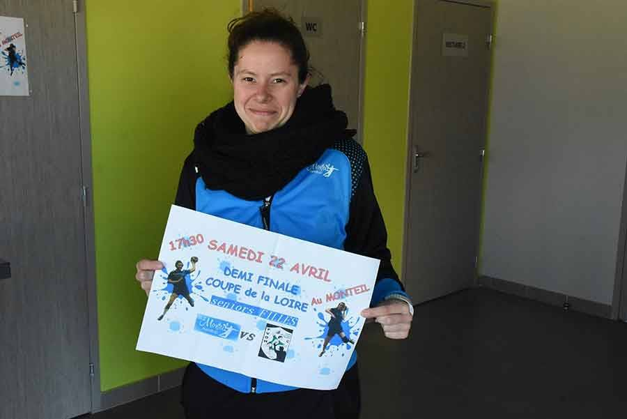 Handball : Monistrol reçoit Firminy samedi en Coupe de la Loire