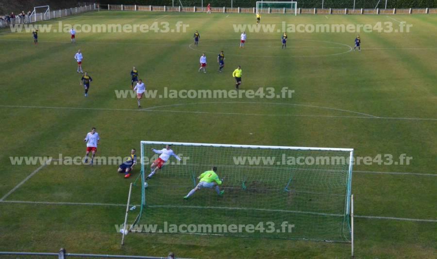 Sucs et Lignon-Montregard en Coupe de la Haute-Loire