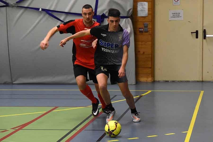 Futsal : le programme du prochain tour de la coupe
