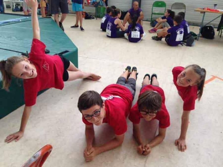Escalade : quatre Monistroliens en compétition à domicile