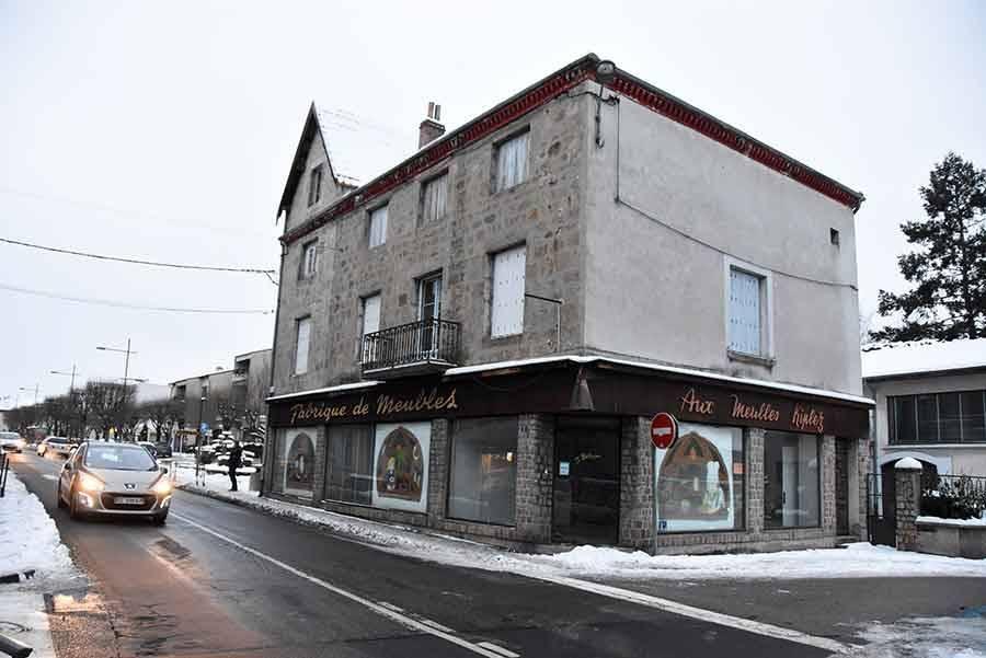 L'ancien magasin de meubles de l'avenue de la Libération va être démoli