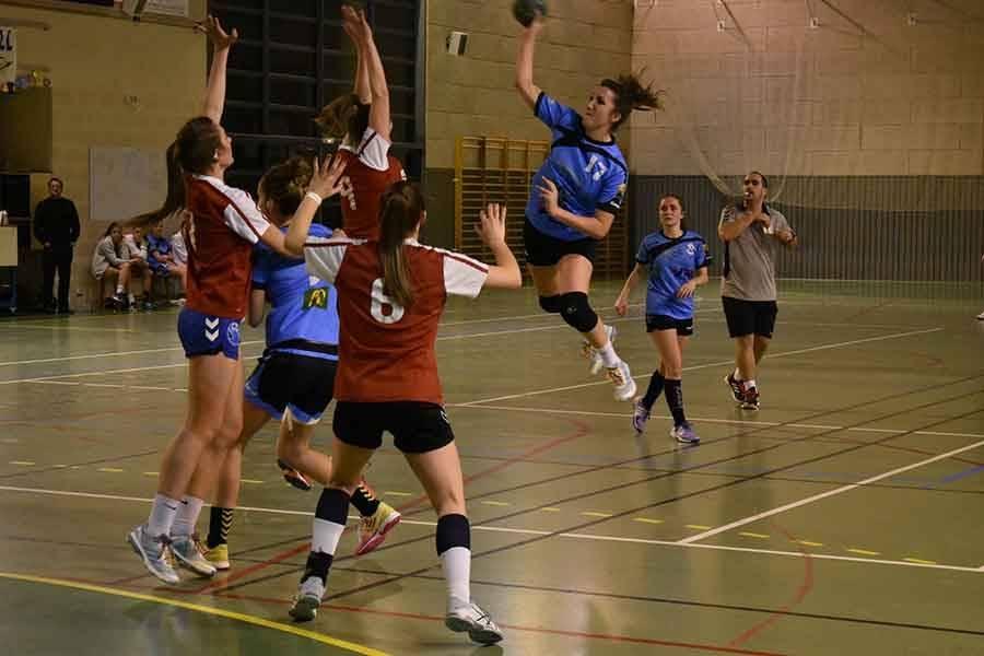 Handball : une nouvelle occasion de ratée pour Saint-Germain/Blavozy
