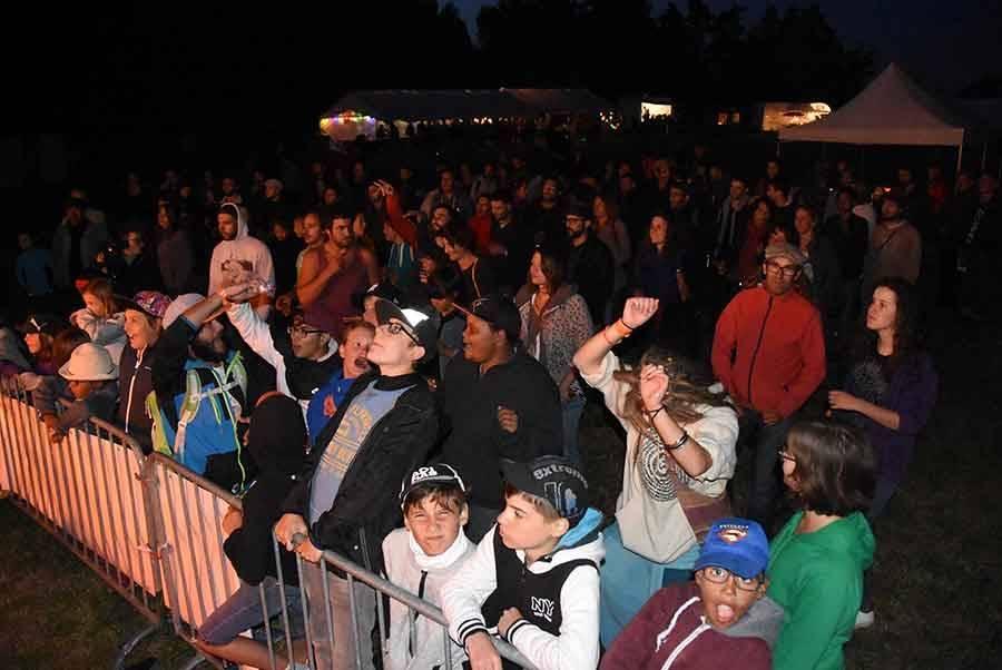Tence : 300 entrées payantes pour le premier Festival du Haut-Lignon