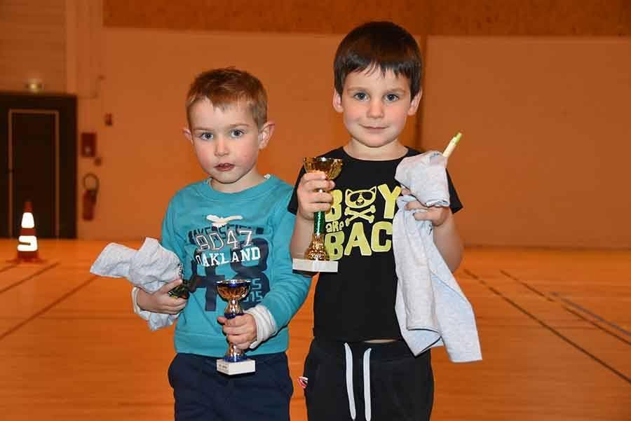Le Chambon-sur-Lignon : 110 enfants s'affrontent au Kid'athlé