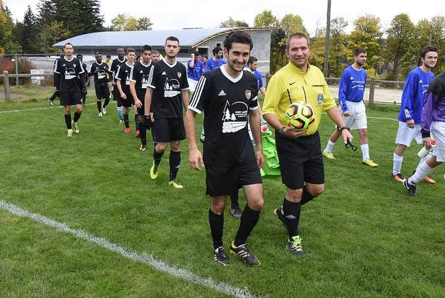 Foot : Mazet-Chambon se saborde en Coupe de la Haute-Loire