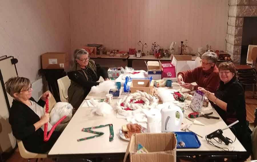 Moudeyres prépare son marché de Noël... au Puy-en-Velay