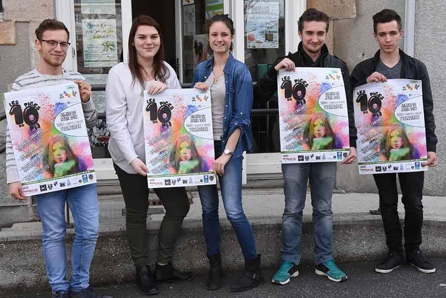 Le PIJ des Sucs fête ses 10 piges samedi avec une course de couleurs