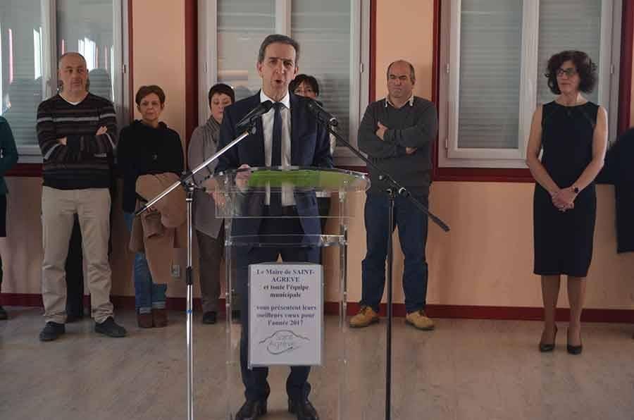 Le maire de Saint-Agrève se mobilise pour une ruralité positive