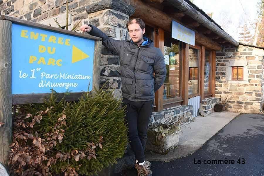 Johan Rucar va s'occuper du parc miniatures.