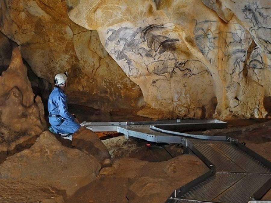 Yssingeaux : voyage d'Université pour tous en avril à la Grotte Chauvet