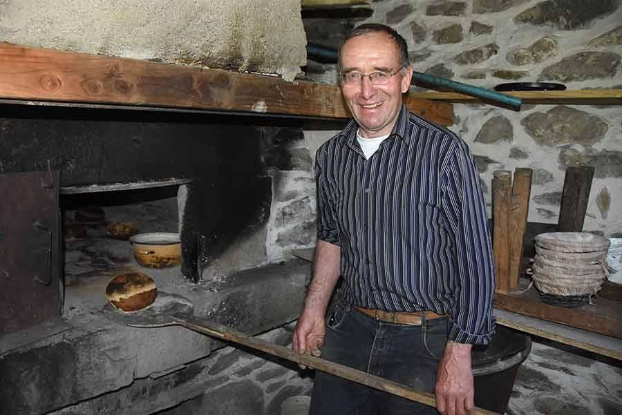 La Fête du pain a commencé aux Ollières