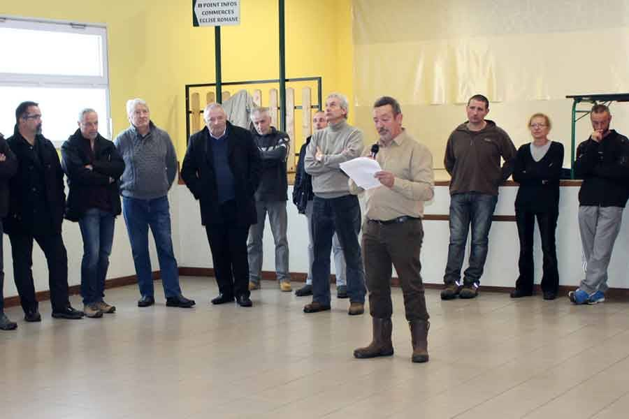 Saint-Front : l'entrée sud du bourg va être aménagée en 2017
