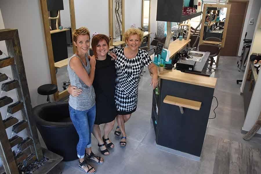Monistrol-sur-Loire : le salon de coiffure Color Créa'tifs s'est installé dans l'avenue de la Gare