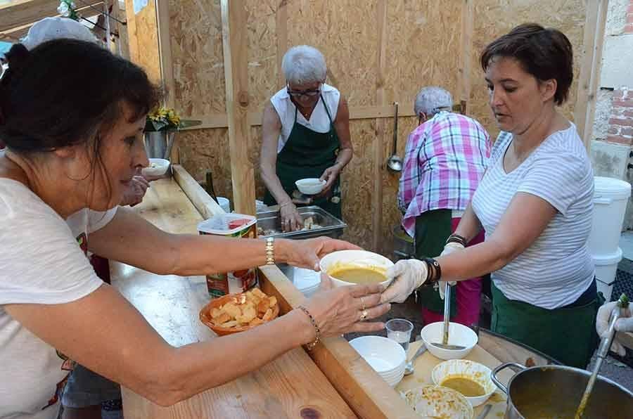 Saint-Julien-Chapteuil : la soupe à toutes les sauces