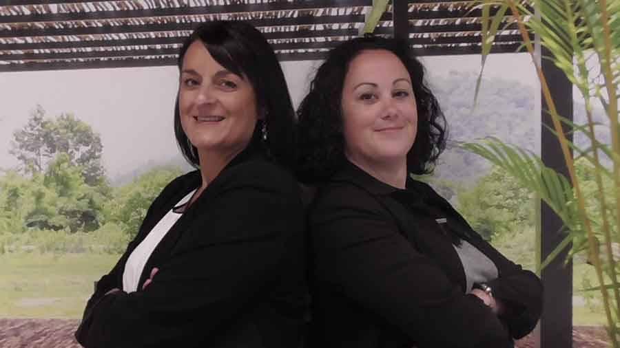 Monistrol-sur-Loire : Marie-Sylvie Limousin et Shirley Cugny se lancent dans le conseil en immobilier