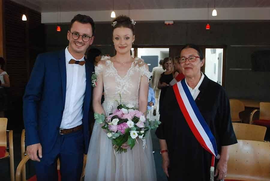 Carnet blanc : Audrey et Timothée au Chambon-sur-Lignon