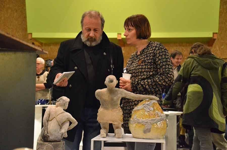 ART'Terre du bourg : 32 artistes pour une 20e exposition à Monistrol-sur-Loire