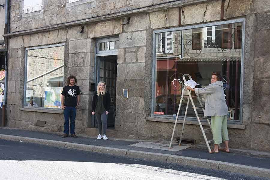 L'Ostau de la linga, un espace dédié à l'occitan est ouvert à Tence