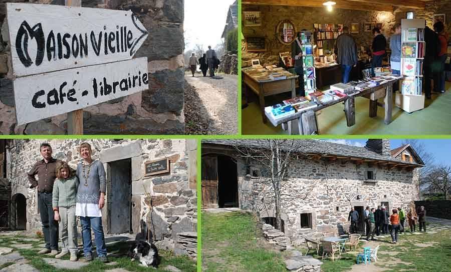 Rosières : le café-librairie La Maison vieille s'apprête à tourner la dernière page